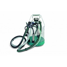 Bidon 30 Lt PVC pentru muls la conducta de vacuum