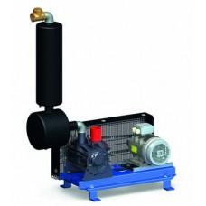 Pompa de vacuum GPV 2200 pe suport - 1600L/min