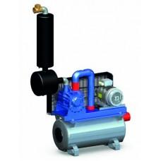 Pompa de vacuum GPV 2200 cu tanc 85L - 1800L/min