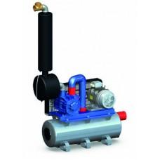 Pompa de vacuum GPV 3300 cu tanc 110L - 2700L/min